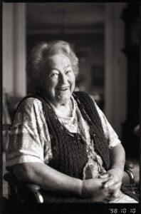 Ingrid Nordén, fotograf Jan Nordén