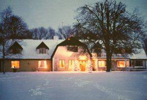 Flygeltofta gård i Skåne