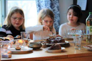 holländsk chokladtårta recept