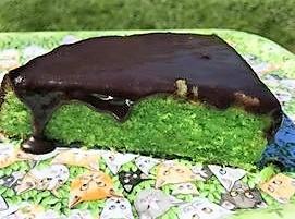 Ossiekaka eller Grön kaka