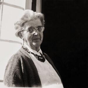 Karin Nordén född Montén, fotograf Jan Nordén