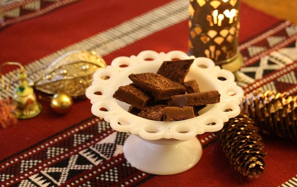 Spröd chokladkola – Karins knäck