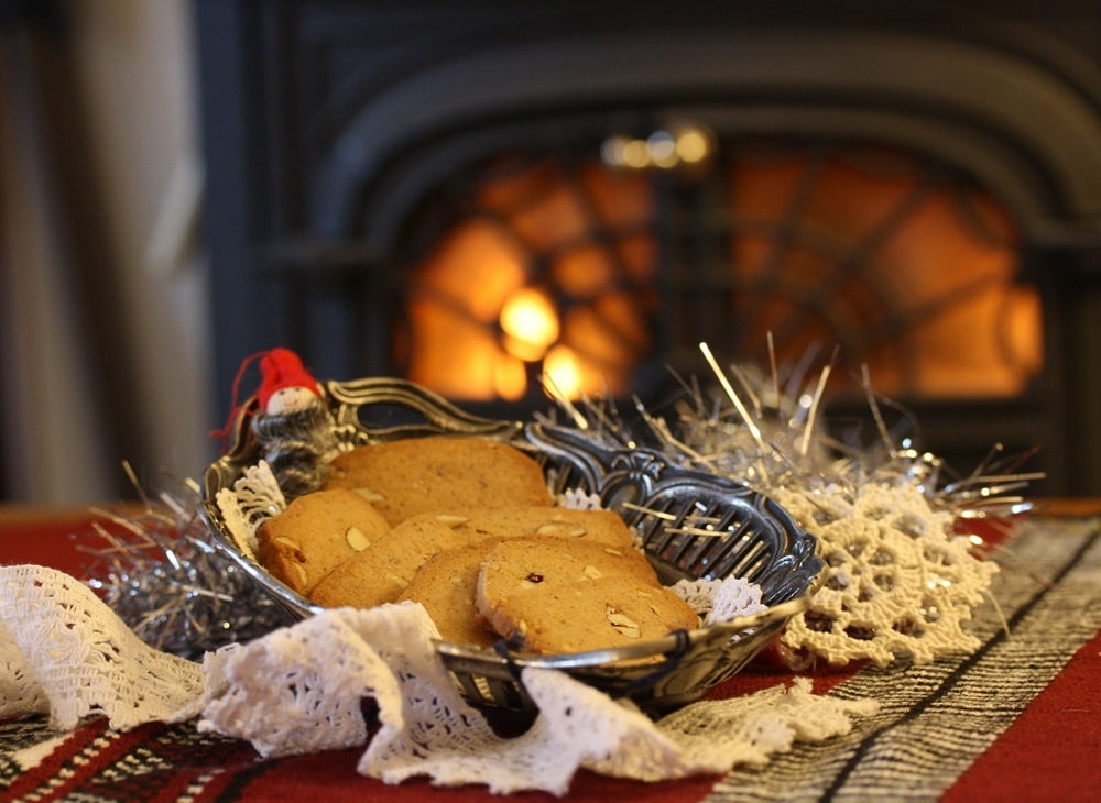 Skurna pepparkakor – ett gammalt recept på knapriga kakor
