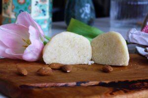 Recept på Marzipan-konfekt